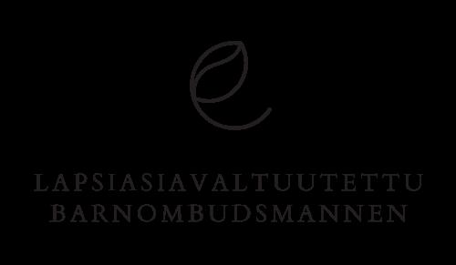 Lapsiasiavaltuutetun toimiston logo.